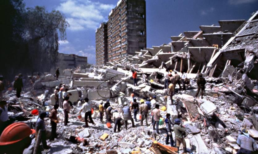 Бедствия и доброволци – земетресението в Хаити.