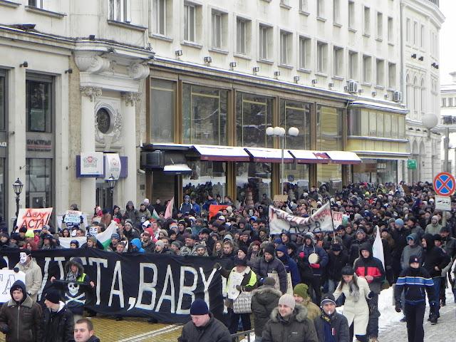 Фашизмът в България – днес АСТА,  утре – концлагери.